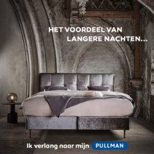 pullman najaarscampagne